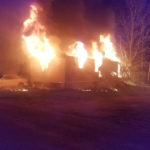 Fire Destroys Waldoboro Mobile Home