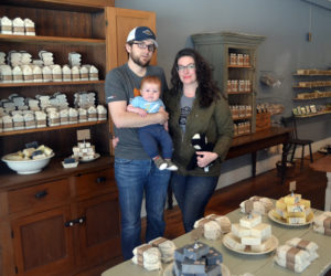 Long Winter Soap Co. Opens Storefront in Downtown Waldoboro