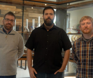 Glass Boutique and Medical Marijuana Storefront Open in Waldoboro