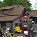 Mutual Aid Response Stops Spreading Chimney Fire in Wiscasset