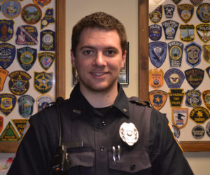 New Wiscasset Police Officer Launches Career in Law Enforcement