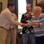Wiscasset Dedicates Town Report to Former Selectman, Parks Director