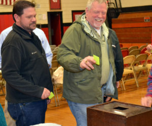 Wiscasset School Department Budget Passes First Hurdle with Voters