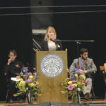 LA Students Deliver Speeches at Achorn Speaking Competition