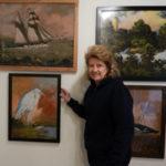 Amazeen-Jones Work at Saltwater Artists Gallery