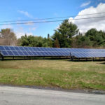 Midcoast Friends Meeting Completes Community Solar Farm Initiative