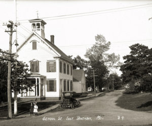 'Lincoln County Through Eastern's Eye' Exhibit in Boothbay