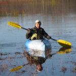 Fun Paddle into Round Pond