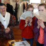 Historical Society Hosts NCS Students