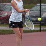 LA girls tennis sweep Medomak