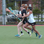 Lincoln girls lacrosse lose back to back games by one goal