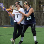 Oceanside girls lacrosse clip Eagles