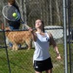LA girls tennis improves to 7-1