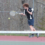 Lincoln boys tennis sweep Medomak