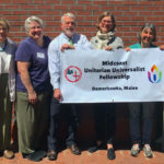 Midcoast Unitarian Universalist Fellowship Gets Special Recognition