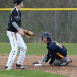 Panther baseball clip Spruce Mountain