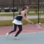 Medomak tennis splits with Winslow