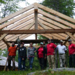 Timber-Frame Course Coming Up at Nature Center