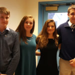 Whitefield Lions Establish Leo Club at Erskine Academy