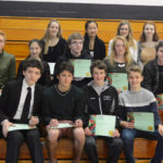 LA World Languages Department Presents Student Awards