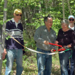 PWA Holds Grand Opening for New Preserve in Bremen