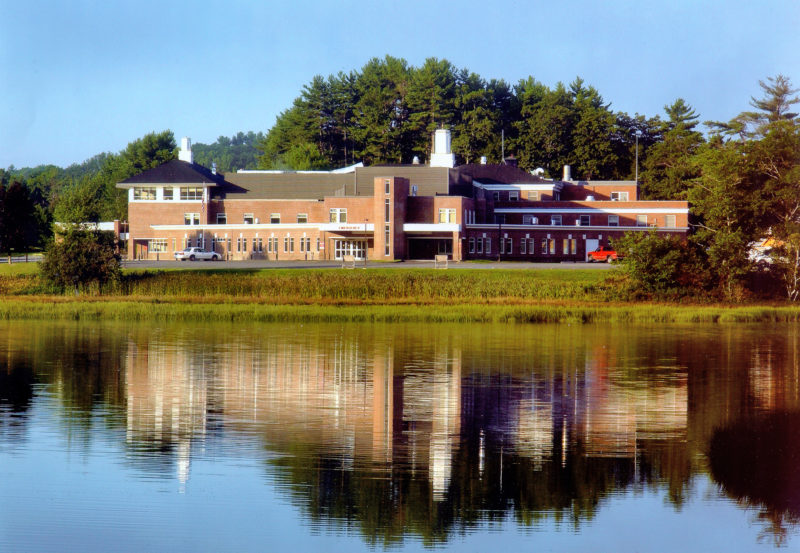The Miles Campus of LincolnHealth.