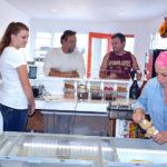 New Ice Cream Shop Opens in Downtown Damariscotta