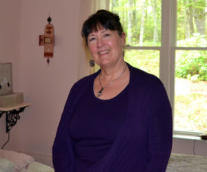 Damariscotta Massage Therapist Brings Comfort Through End-Of-Life Work