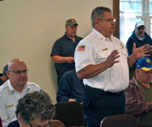 Dresden Approves Wiscasset Ambulance Contract, Hike in Town Budget