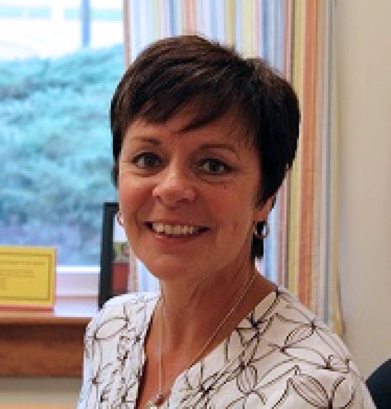 Edgecomb Eddy School Principal Lisa Clarke