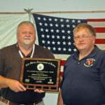 Jefferson Fire and Rescue Receives Safety Award