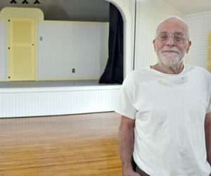 New Owner Restores Meeting Hall at Former Nobleboro Grange