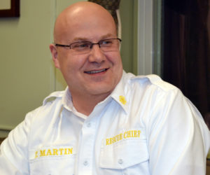 Wiscasset Ambulance Service Director Out