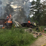 Fire Destroys Wiscasset Home, Two Displaced