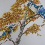 Artist Couple Showing at Pemaquid Art Gallery