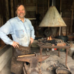 Blacksmith Classes Offered at Boothbay Railway Village