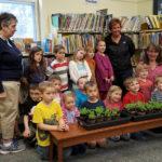 Bristol Area Library Plant Sale A Success