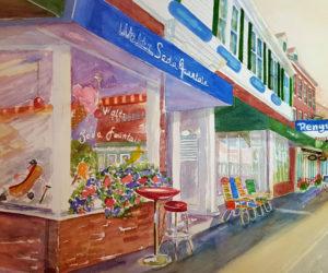 Bristol Road Galleries in Multiple Locations for Twin Villages ArtWalk