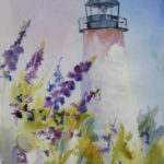 Two Artists Show Coastal Watercolors at Pemaquid Art Gallery