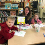 Author Dana Browne Visits Wiscasset Elementary