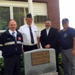 Waldoboro Firemen's Association Donates to Veterans Groups