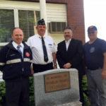 Waldoboro Firemen's Association Donates to Veterans Groups
