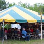 Gospel Concerts Under The Tent