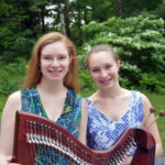 Harpist and Marimba Player Featured at Damariscotta Church Service