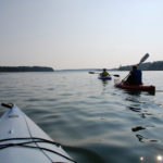 Paddle to Hungry Island with MVLT