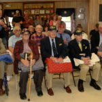 Quilts of Valor Presentation Honors 21 Local Veterans
