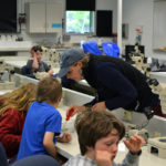 Future of Oyster Industry in Third-Graders' Hands
