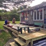 Improvements Made at CLC Y Sailing Camp at Round Pond