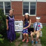 Edgecomb Eddy Students Get Sara Leone Award