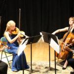 Solstice String Quartet to Perform at Schooner Cove